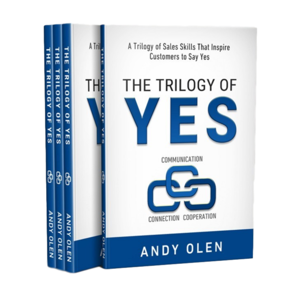 The Trilogy of Yes Book
